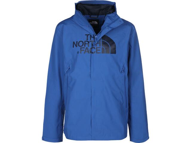 The North Face Drew Peak Chaqueta Hombre, blue